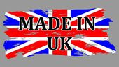 Made in UK — Stock Vector