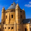 Abbey of Dormition in Old City of Jerusalem — Stock Photo #69184629