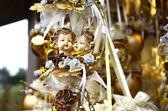 Jarmark bożonarodzeniowy — Zdjęcie stockowe