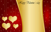 Valentine background — Stock Photo