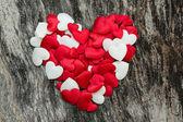 Sevgililer günü kalp — Stok fotoğraf
