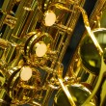 Saxophone keys — Stock Photo #64614747