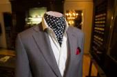 Erkek takım elbise — Stok fotoğraf