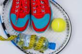 Sportowy styl życia. — Zdjęcie stockowe