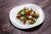 Delicious salad. — Stock Photo