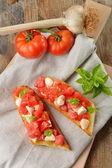Fresh crispy Italian antipasto — Zdjęcie stockowe