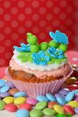 Nice Cup cake — Stock Photo