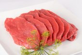 Fillets of beef — Stock Photo