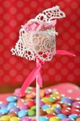 Tasty  cake pop — Foto de Stock