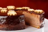 Mousse cake — Stock Photo