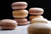 Original French macaroons — Stock Photo