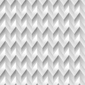 Seamless illustration - geometric pattern — 图库矢量图片