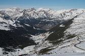 アンドラ - スキー — ストック写真
