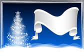 Christmas or New Year background — Stock vektor