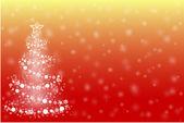 Vánoční nebo novoroční pozadí — Stock vektor
