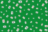 Playing cards — Cтоковый вектор