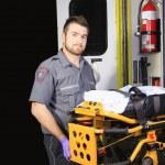 paramedico — Foto Stock #63930017