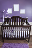Babys bedroom — Stock Photo