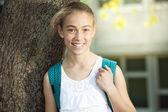 Portrait of student — Stock Photo