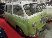 Fiat 600 Multipla — Foto Stock