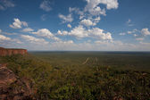 Waterberg plateau — Stock Photo