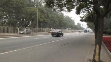Ulice v Pekingu — Stock video