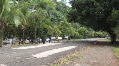 Beach Front Area in Quepos Costa Rica — Vidéo