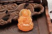 Jade pendant with Chinese characteristics — ストック写真