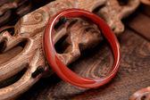 Chinese jade bracelet features — Foto de Stock