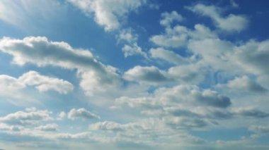 Massive Cloudscape Timelapse — Stock video