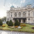 Slowacki's theater in Krakow — Stock Photo #56908695