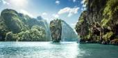 James bond adası — Stok fotoğraf