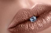 Beautiful Lips. — Stock Photo