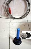 Plumbing problem — Stock Photo