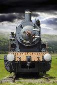 Starego pociągu — Zdjęcie stockowe