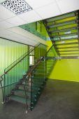 Beautiful staircase — Stock Photo