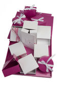 Picture of boxes — Stock Photo