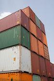 Container — Stock fotografie