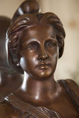 Sculpted bust of Marianne — Stock Photo