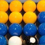 Billards pool game — Stock Photo #72775611