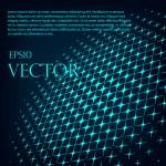 Virtual tecnology vector background. Eps 10. — Stock Vector #67469437