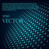 Fondo de tecnología virtual vector. eps 10. — Vector de stock