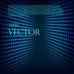 Virtual tecnology vector background. Eps 10. — Stock Vector #68762815