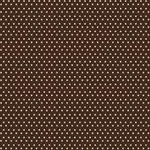 Small polka dot background — Stock Vector