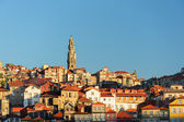 View of the Porto city, Portugal — Стоковое фото