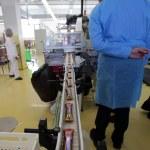 ������, ������: New Nestle production line