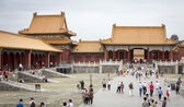 The Forbidden City in Beijing, China — Stock Photo