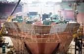 Porto di carico del contenitore — Foto Stock