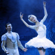 Swan lake ballet — Stock Photo #70733723