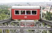 Vienna Giant Wheel Ferris Wheel — Stock Photo